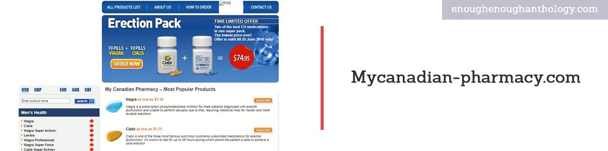 Mycanadian-pharmacy.com